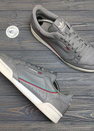 Кроссовки adidas continental оригинал!