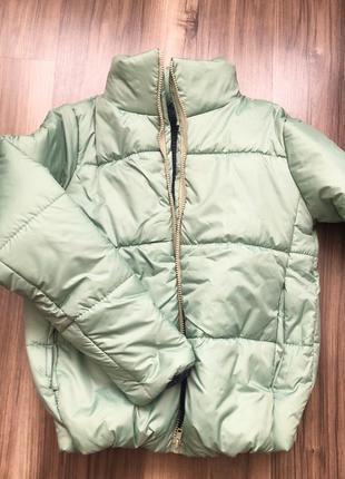 Куртка дутик весна