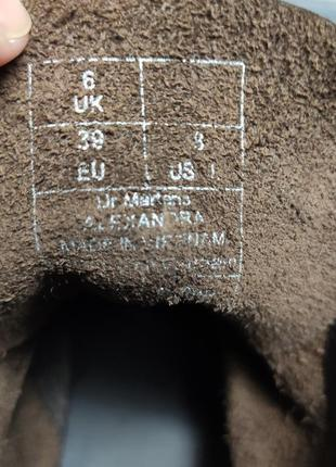 Ботинки dr. martens alexandra оригинал!7 фото