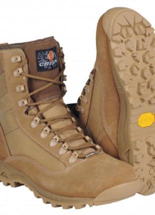 Crispy ботинки sniper coyote