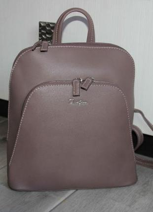 Женский стильный рюкзак  david jones