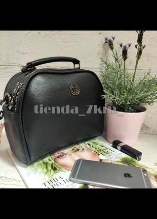 Женская сумка через плечо / клатч eteralsmile hx129 black