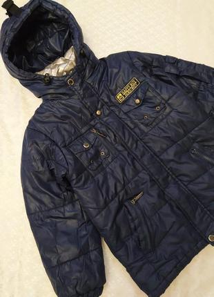 Куртка демисезон на 9-10лет