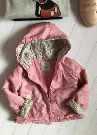 Деми курточка, куртка для малышки