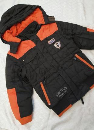 Куртка демисезон на 10 лет