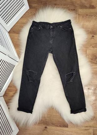 Классные джинсы от нм, р. 16.