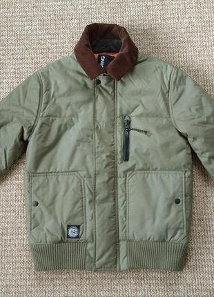 Billabong куртка бомбер утепленная оригинал (s) новая