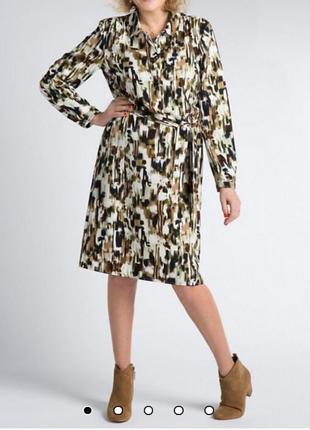 Шикарное платье рубашка от m&s