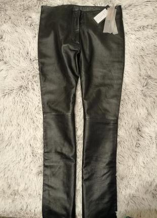 Кожаные штаны новые кожа натуральная