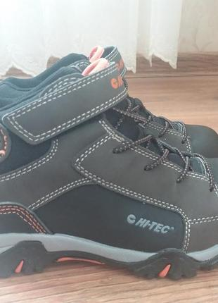 Термо ботинки hi-tec оригинал