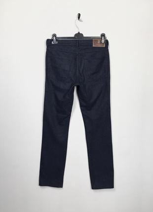Brunello cucinelli шикарні шерстяні класичні штани.