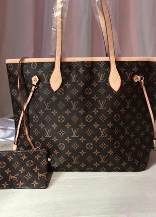 Женская большая сумка/сумка-корзина/женская коричневая сумка/стильная сумка-шопер