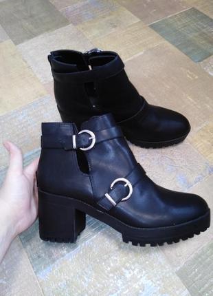 Ботинки деми new look 42 р