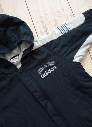 Куртка демисезонная оригинал adidas