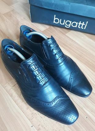 Туфли bugatti, германия