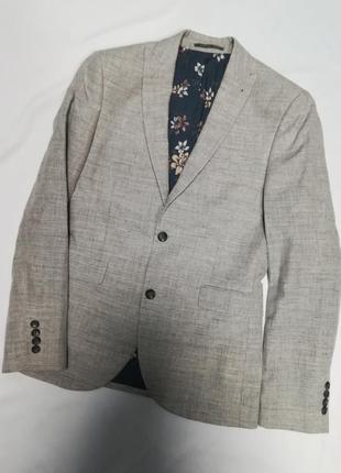 Стильний приталенний піджак блейзер next