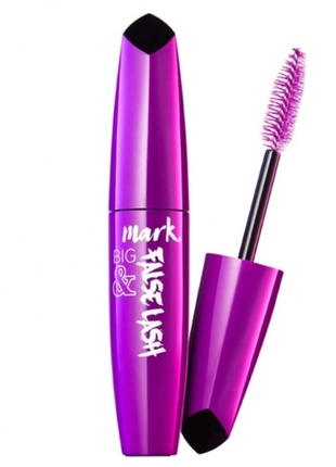 Avon mark big & false lash mascara тушь для ресниц
