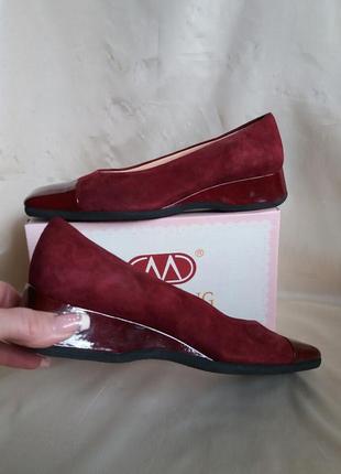 Туфли натуральная кожа, очень удобные