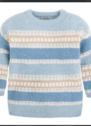 Теплый свитер mayoral
