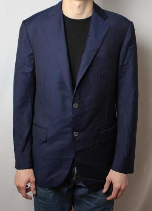 Пиджак corneliani super 130 s шерсть