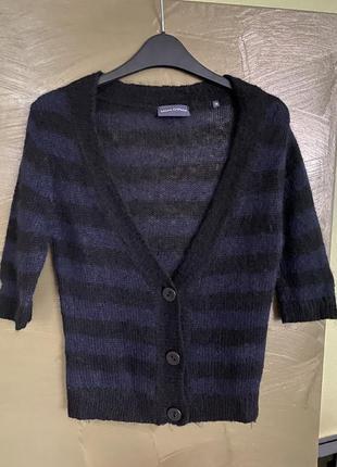 Кардиган мохеровый стильный модный marco polo  размер s/m