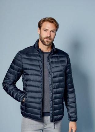 Ультралегкая мужская термо куртка livergy