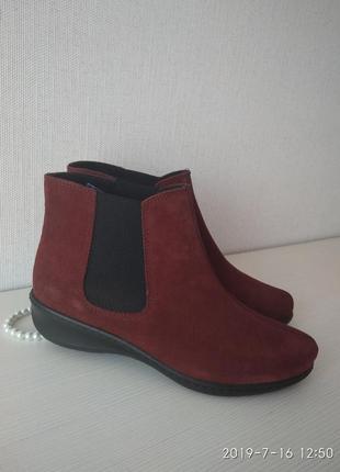 В наличии стильные классные деми ботиночки inblu.украино-итальянское пр-во.