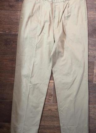 Классические легкие брюки