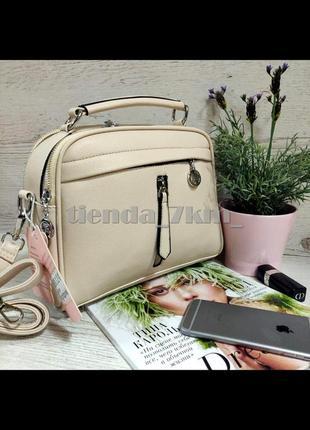 Женская сумка через плечо / клатч eteralsmile hx124  lightpink