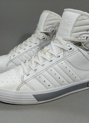 Кроссовки хайтопы adidas freemont 43 р