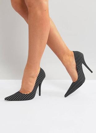 Женские туфли лодочки public desire.