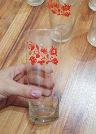 Набор из 6 стаканов