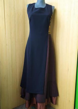 Оригинальное платье в этно стиле