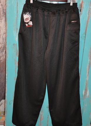 Большие мужские спортивные штаны брюки батал
