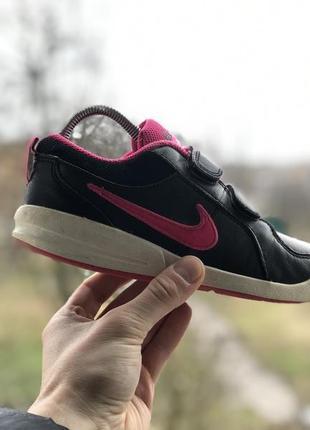 Nike pico шкіряні спортивні кросівки оригінал
