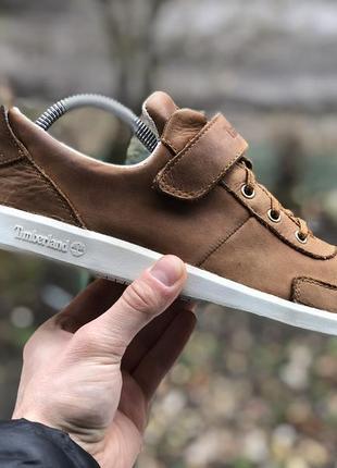 Timberland шкіряні кросівки оригінал