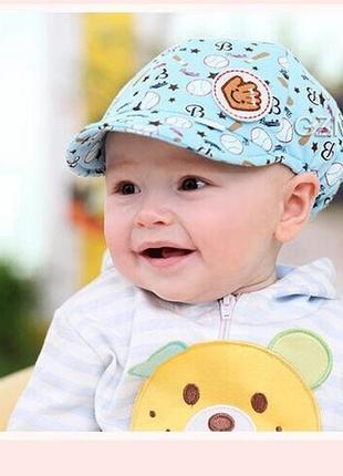 Хлопковая панама кепка шапка картуз в принт