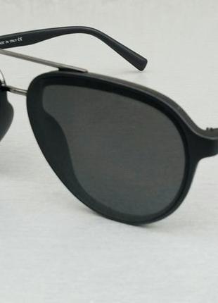 Giorgio armani очки капли унисекс солнцезащитные черные