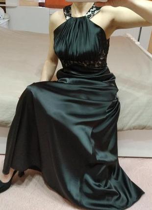 Платье в пол sixth sense.