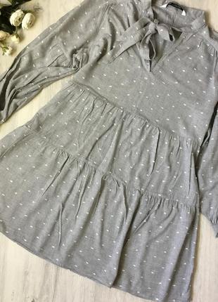 Фирменное платье zara, размер м