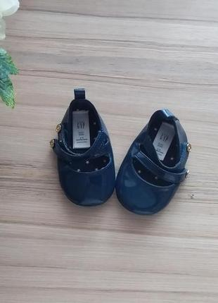 Лакові пінетки, туфлі gap