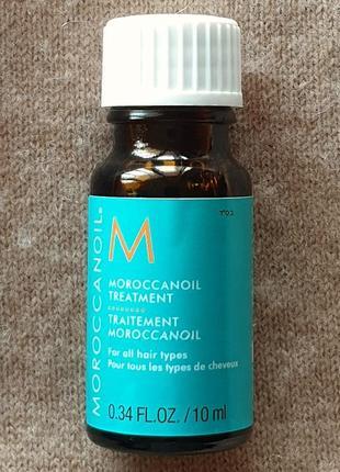 Восстанавливающее масло для волос moroccanoil