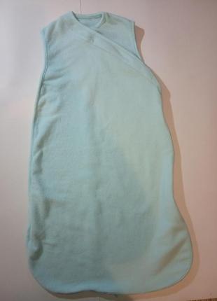 Спальник мешок для сна плед флис икеа ikea флисовый весенний