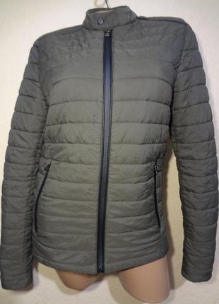 Демисезонная куртка на мальчика 12-13лет zara размер s