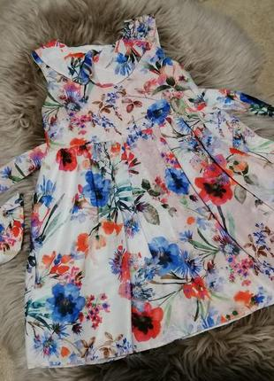 Красивое платьице george на 4-5 лет