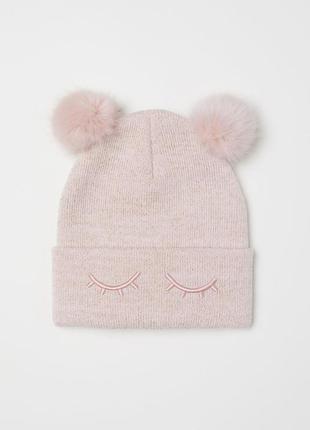 Милейшая шапка для девочки