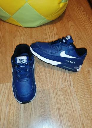 Кроссовки на мальчика демисезонные кросы air max