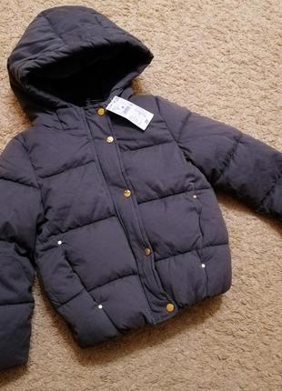Куртка kiabi деми еврозима