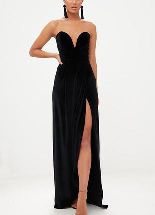 Вечернее платье pretty little thing