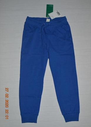 Нові тонкі спортивні штани h&m розм. 116, 122 і 128